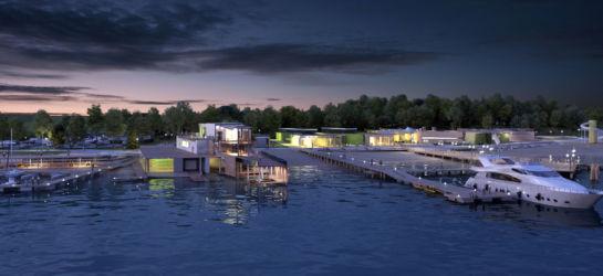 Plaża miejska Jezioro Krzywe