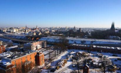 Zdjęcia z lotu ptaka - Panorama Olsztyna