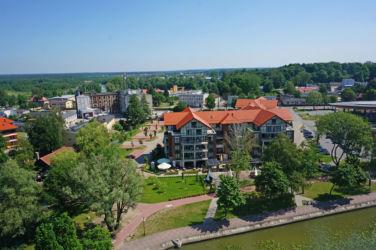 Zdjęcia z lotu ptaka - Ostróda