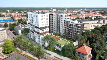 Apartamentowiec OPERA w Olsztynie