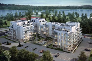 Apartamenty Marina w Ełku - Rutkowski Development